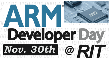 3rd ARM Developer Day @ RIT