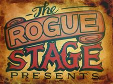 Karin Vincent - creator of The Rogue Stage logo