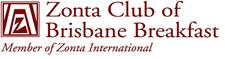 Zonta Club of Brisbane Breakfast Inc. logo