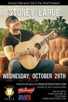 Stoney LaRue with Special Guest Jesse Harris & The...