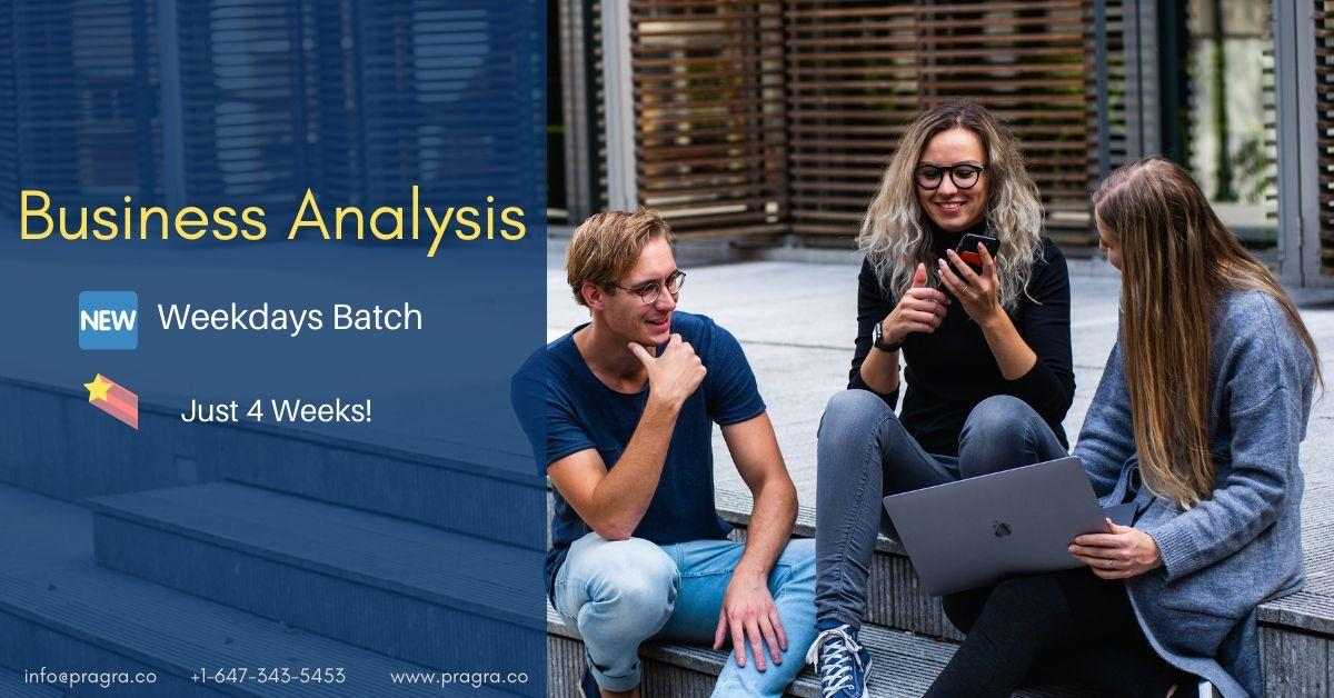 Certified Business Analyst - CBAP - Training & Placement - New Batch