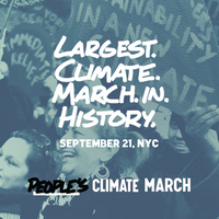 People's Climate March: Cornell Bus to NYC (roundtrip)