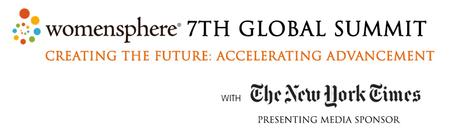7th Womensphere Global Summit on Creating the Future:...