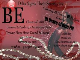 Beta Epsilon Diamonds & Pearls Anniversary Dance