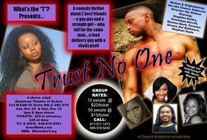 Trust No One 11/25/12 8pm