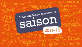 L'APCOM lance sa nouvelle saison !