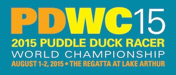 2015 Puddle Duck Racer World Championship