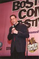 Comedian Jim McCue