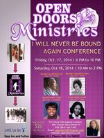 Open Doors Ministries, Inc. - I Will Never Be Bound...