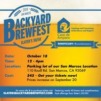 Slater's 50/50 San Marcos Backyard Brewfest