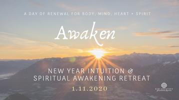 Awaken! 2020 New Year Spiritual Renewal & Awakening Retreat