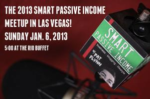 The 2013 NMX Smart Passive Income Las Vegas Buffet Dinner...