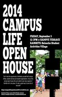 Campus Life Open House 2014