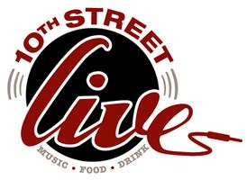 New Years Eve @ 10th Street Live