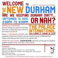 A THOUSAND WORDS: Welcome to the NEW Durham
