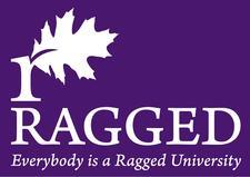 The Ragged University logo