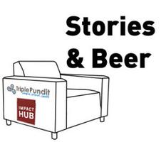Stories & Beer NYC: Water & Sustainable Fashion