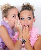 Dance Moms Maddie and Chloe