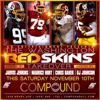 AG Entertainment Presents :: Washington Redskins...