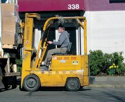 Atlanta Technical College OSHA Forklift Certification...