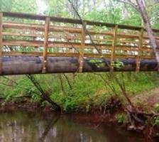 Adventures of Integration - Pine Log Creek Trail -...