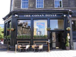 Sherlock Holmes and The Scottish Question - Edinburgh...