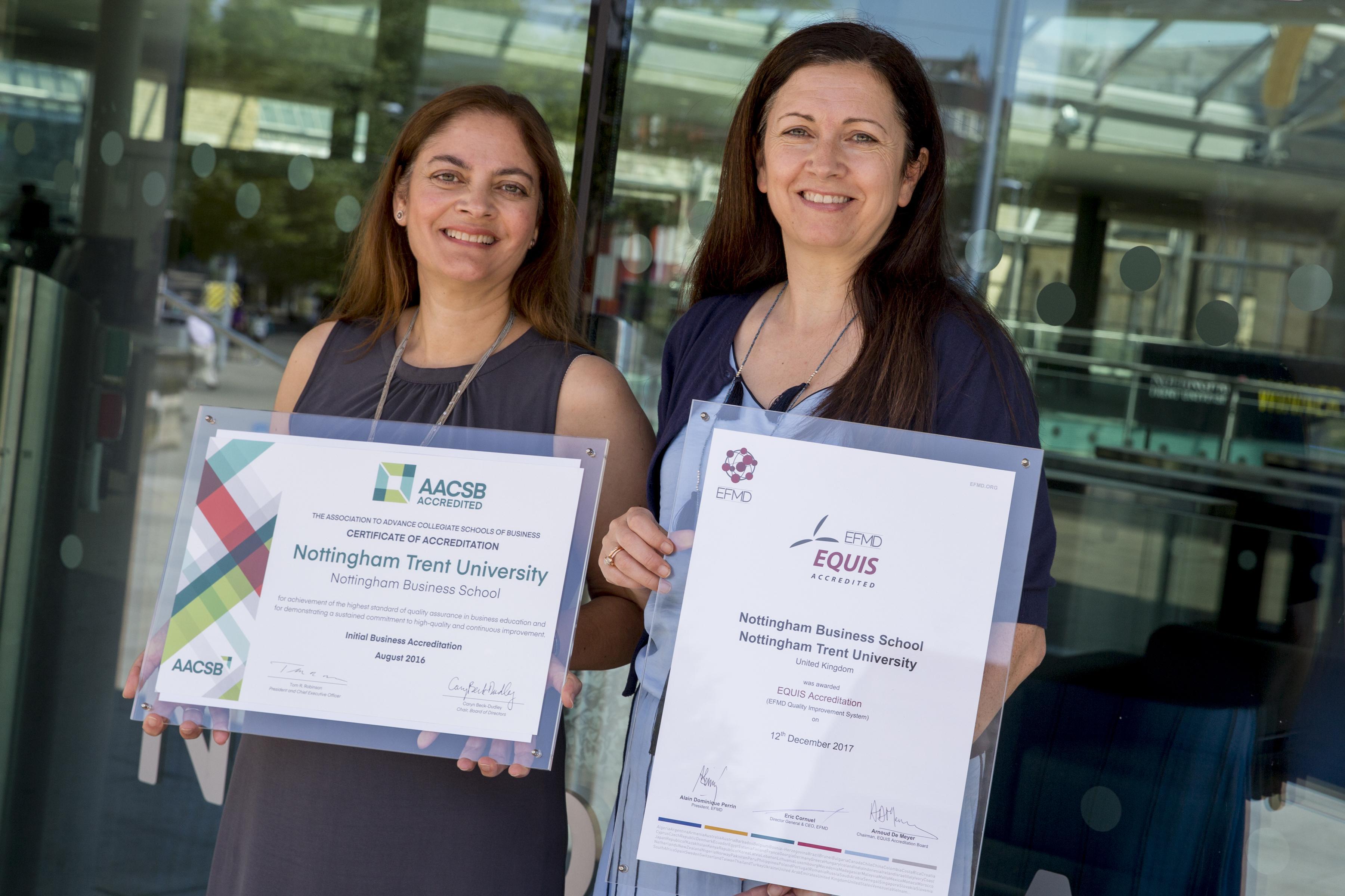 Women In Leadership Programme - Nottingham Trent University