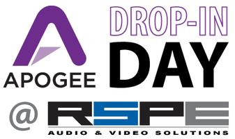 Apogee Drop-In Day at RSPE