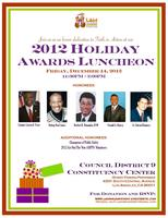 LAM 2012 Holiday/Awards Luncheon
