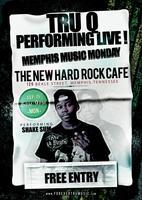 Tru Q LIVE @ Memphis Music Monday