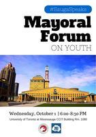 #SaugaSpeaks: Mayoral Forum on Youth