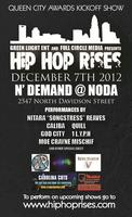 Hip Hop Rises @ N'demand in NODA