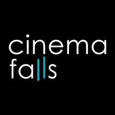 Cinema Falls. A Destination for Film. logo