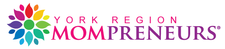 York Region Mompreneurs logo