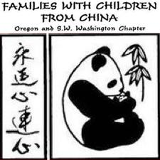Families With Children From China – Oregon & SW Washington logo