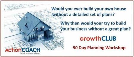 GrowthCLUB Business Planning Session