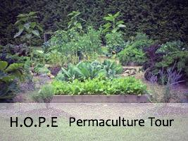 H.O.P.E Permaculture Tour: Homesteading Organically to...