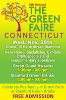Wed: 11/28: Green Faire at Green Drinks. 5:30pm Grand on...