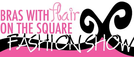 2014 Bras with Flair on the Square Fashion Show