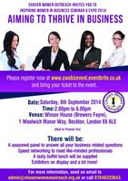 Inspiring Women in Business Seminar &2014