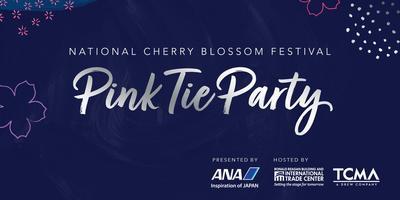 Apple Blossom Festival 2020.2020 National Cherry Blossom Festival Pink Tie Party