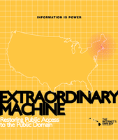 Extraordinary Machine: Public Access to Public Domain