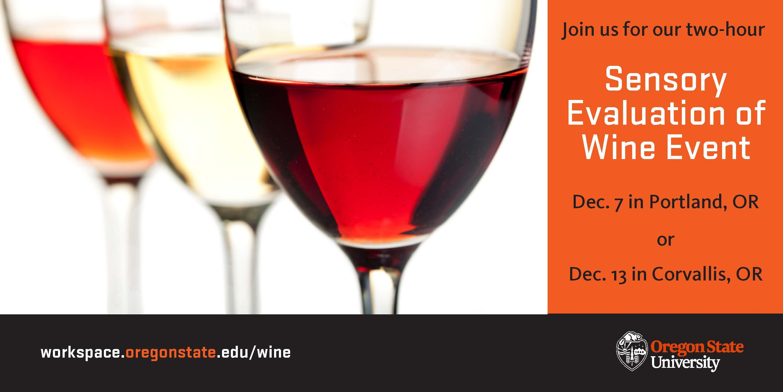 Sensory Evaluation of Wine: An OSU Wine Tasting Event - Prosecco