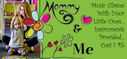 Mommy & Me Music Class