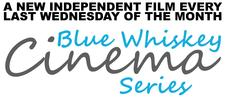 Blue Whiskey Cinema Series logo