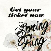 Creative Drinks Presents The Spring Fling