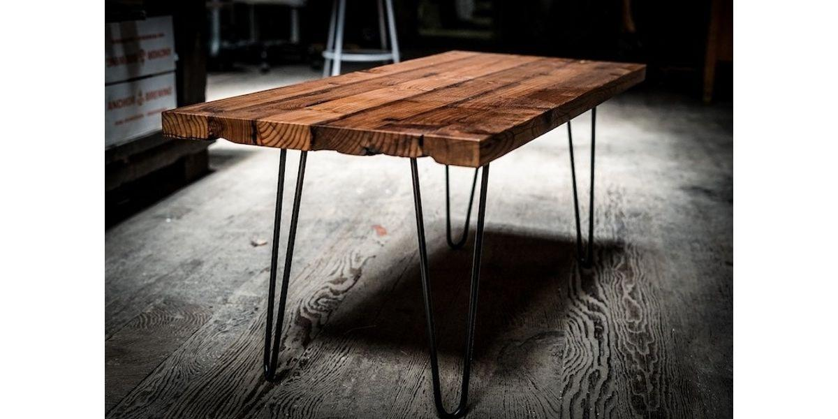 Woodworking: Coffee Table Full Day Wood Camp (10-18-2020 starts at 10:00 AM)