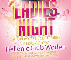 "One Night Only ""Ladies Night"""