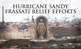 Hurricane Sandy Food and Supply Collection