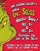 The Art of Dr. Seuss Holiday Show